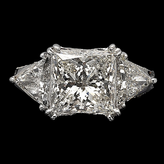 Кольцо с бриллиантом 3 карата   http   www.alentieff.ru 9ac4968a4d0